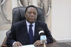 Youssouf Bakayoko, président de la CEI
