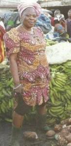 Les acteurs du vivrier de Côte d'Ivoire continuerons de pleurer Botti Rosalie. (Ph:Dr)