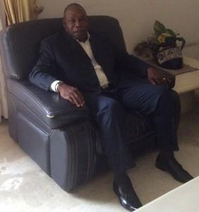 Tibé Bi Balou, ex-Dg de la Dgamp (Ph:Dr)