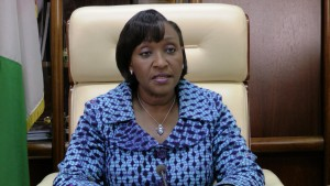 Le ministre de la Santé et de la Lutte contre le Sida, Raymonde Goudou Coffie (Ph:Dr)