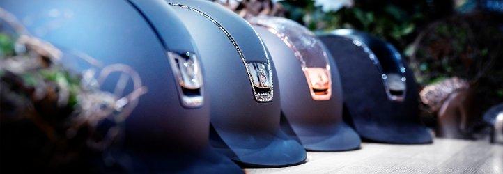 samshield riding helmet configurator at