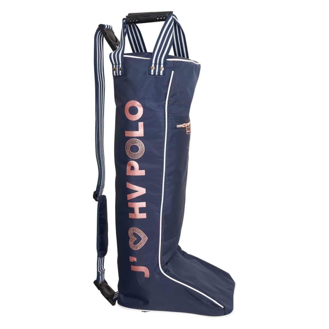 sac a bottes jadore en bleu marine