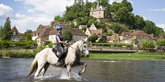 Camping 4étoiles en Périgord