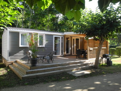Location de mobil homes  et Tentes-Lodge en Dordogne