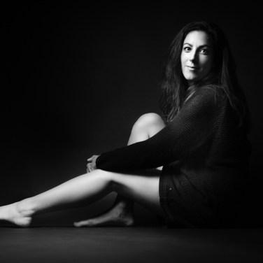 Portrait Photo en Studio Photographe Pays de Gex Suisse