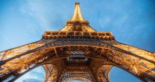 La Verticale de la Tour Eiffel