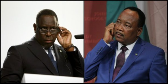 UEMOA : Macky Sall ne compte pas céder la présidence de la Commission à Mahamadou Issoufou