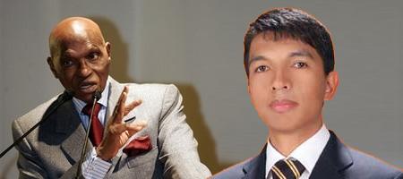 Dakar : Wade reconnaît Rajoelina