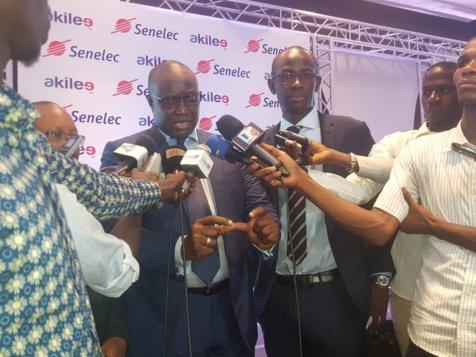 Mouhammadou Makhtar Cissé : «nous avons choisi d'intégrer le capital d'Akilee et d'en faire une filiale de Senelec pour contribuer au renouvellement du souffle de Senelec, à son intégration à l'économie numérique»