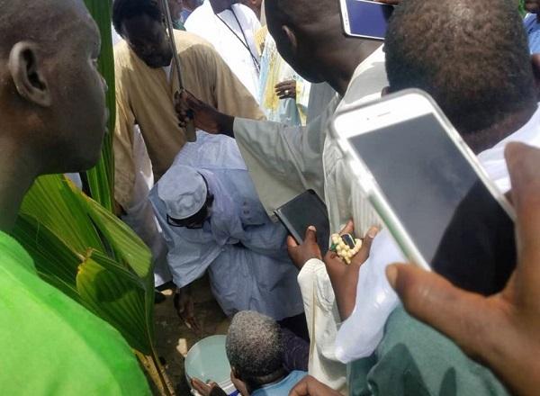 Reboisement à Touba : Ce geste fort du Khalife Serigne Mountakha Mbacké