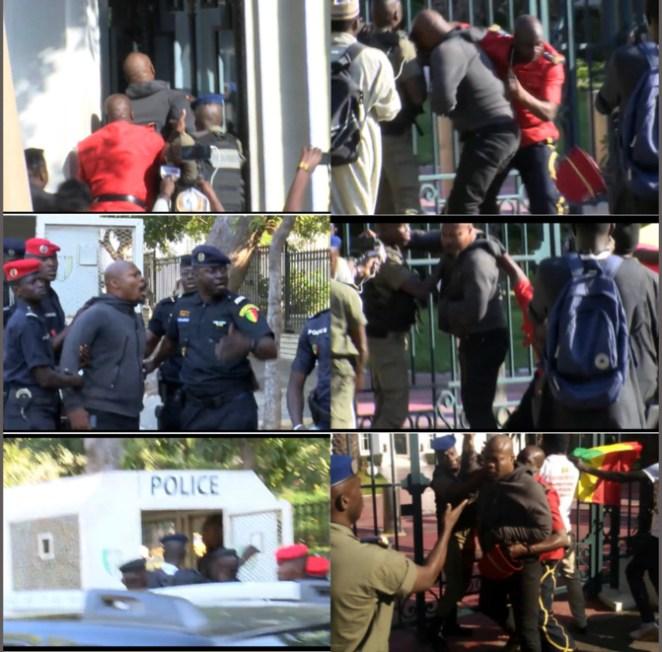 Assemblée nationale: De lourdes sanctions demandées à l'encontre de Guy Marius Sagna