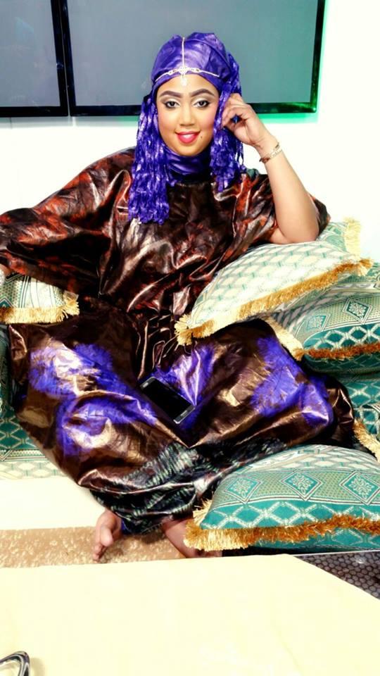 Aicha Diouf incarne la tradition
