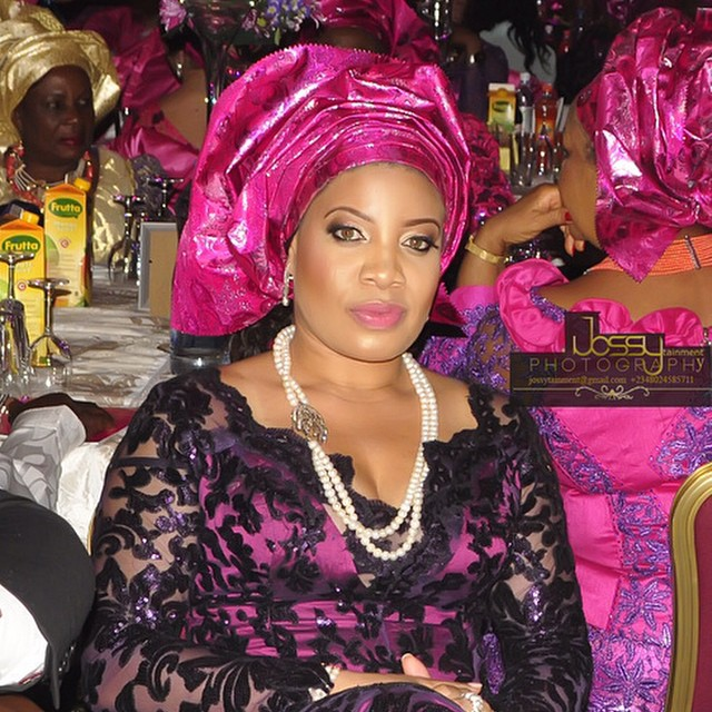 Monalisa Chinda, l'une des plus belles femmes de Nollywood (photo)