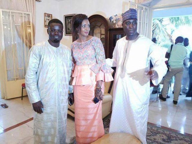 21 photos : le mariage du fils de Moustapha Niasse et de la fille du Colonel...