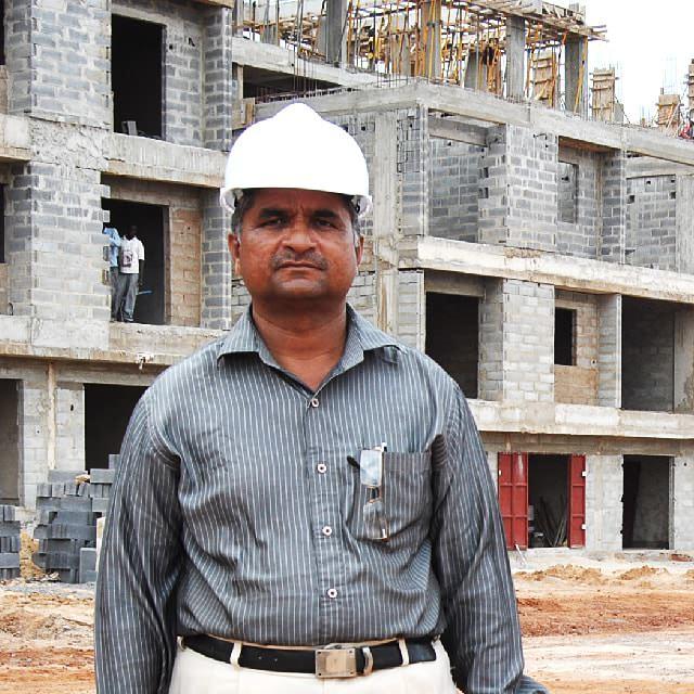 Shailesh T. Patel, le Chef de Projet