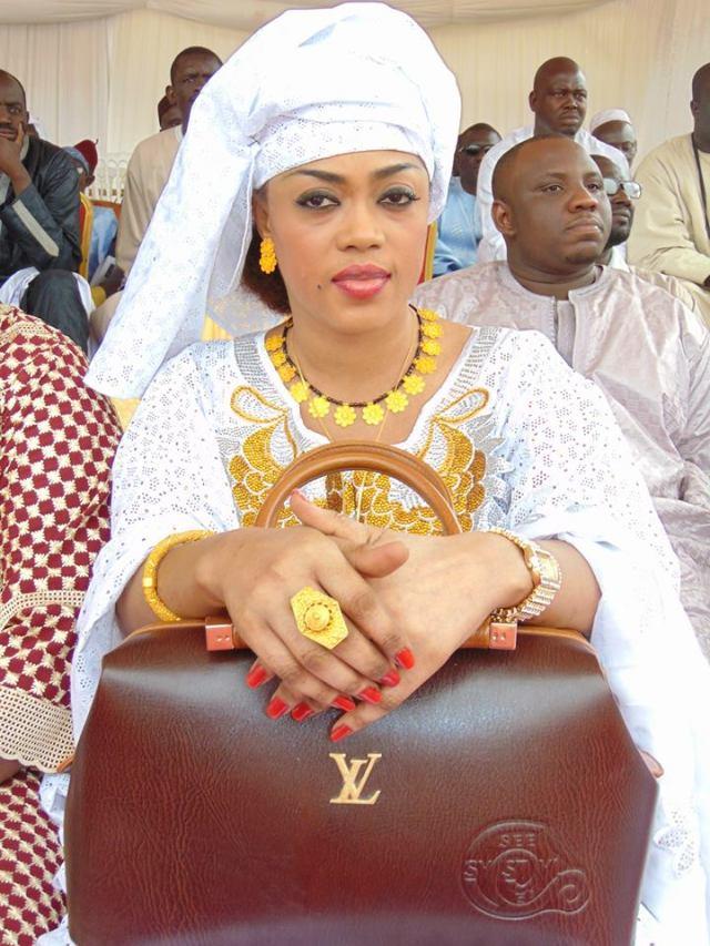 Sokhna Aida Diallo Thioune, la préférée du Cheikh