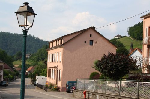 Le Refuge Alsace pension évangélique
