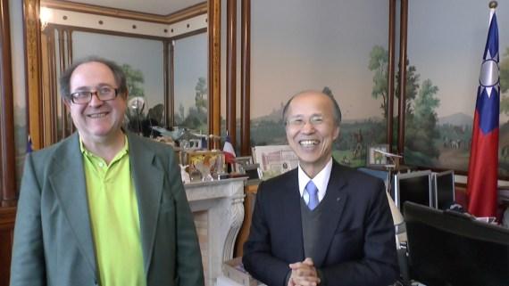 Le Relais Soissons : Ambassadeur Taïpei