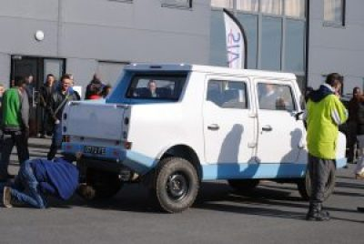 Le Relais Soissons : 4x4 Mazana Made in Madagascar