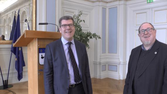 Interview Antoine LEFEVRE, Sénateur-Maire de Laon