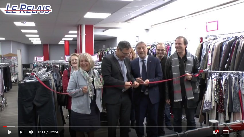 Inauguration DING FRING ChâteauThierry