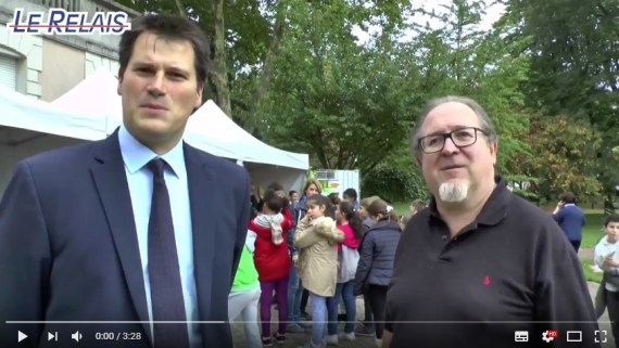 Livry-Gargan : interview Arnold VOILLEMIN