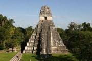 Le véritable temple Tikal au Guatémala