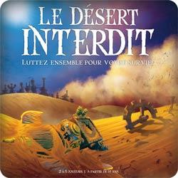 La boite du désert interdit