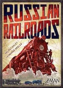 La boite de Russian Railroads