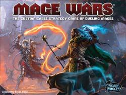 La boite de Mage Wars