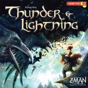La boite de Thunder et Lightning