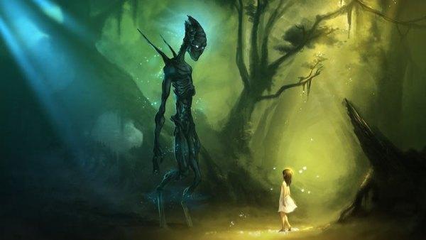 Rencontre du troisième type avec un extraterrestre, le phénomène OVNI et les extraterrestres