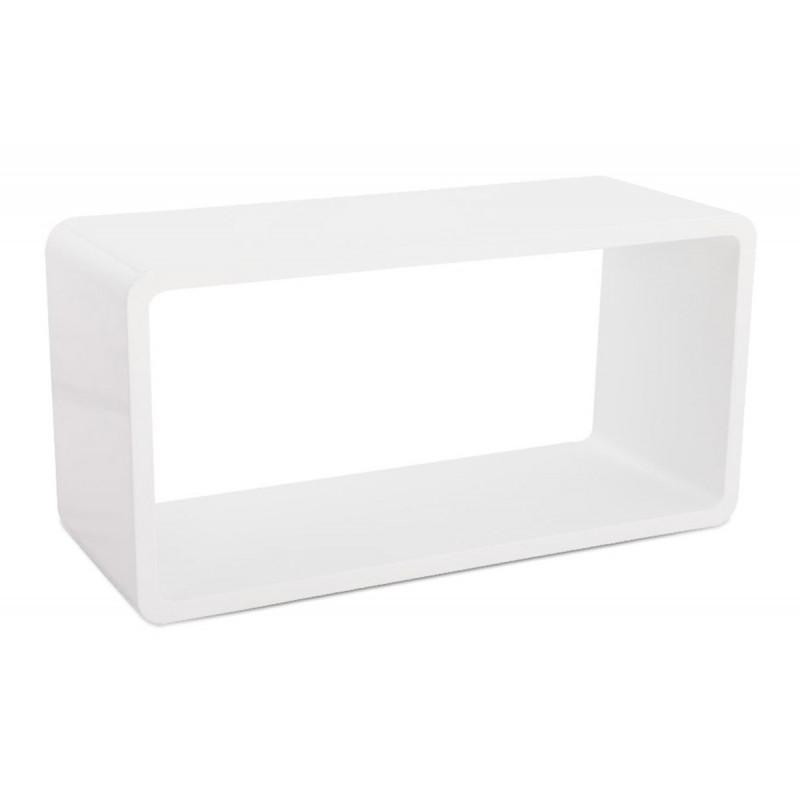cube de rangement blanc le reve chez vous