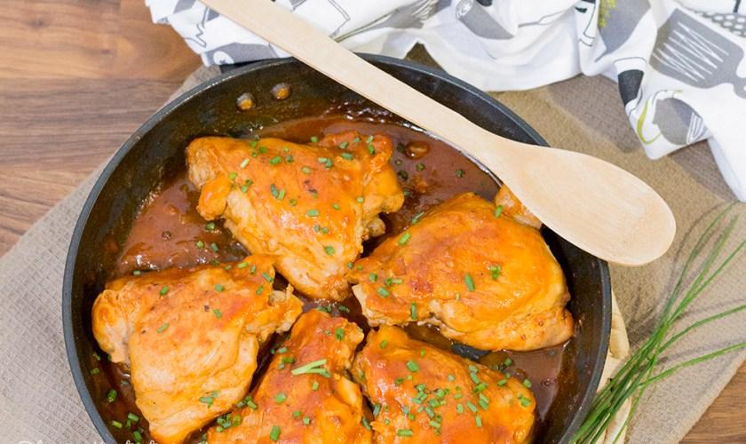 Sovracosce di pollo alla paprika