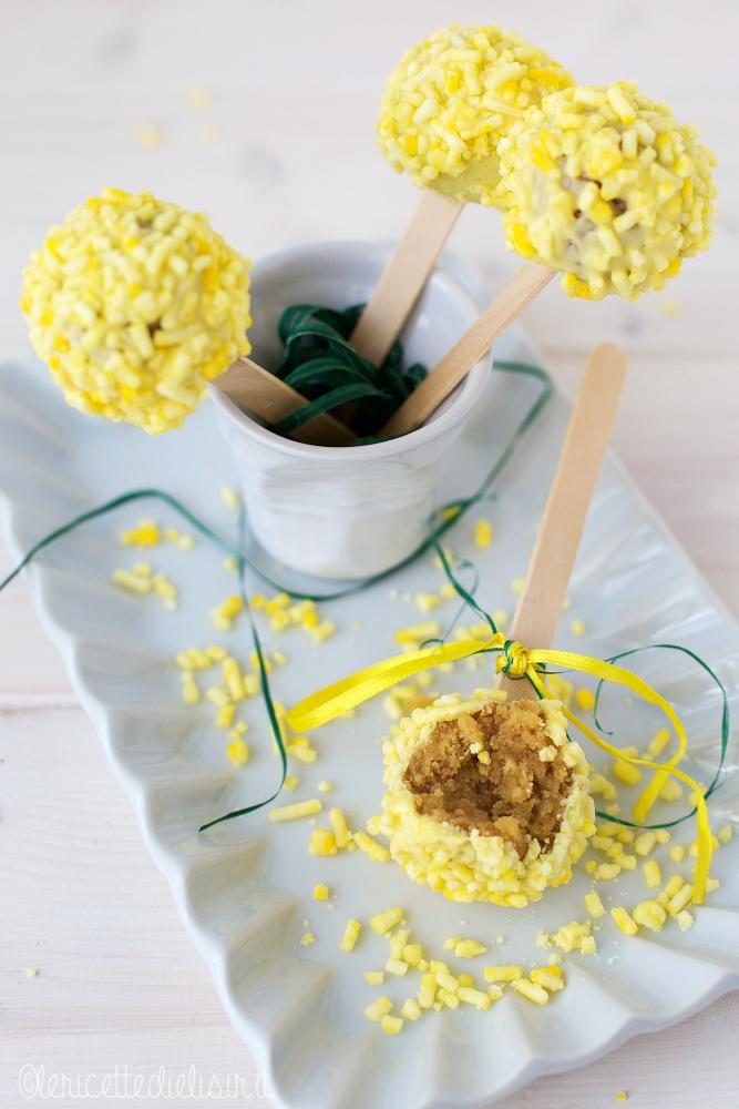 cake pops mimosa 2 - Cake pops mimosa