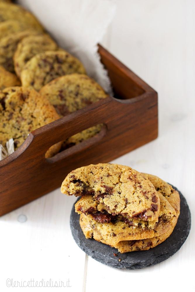 Cookies americani le ricette di elisir