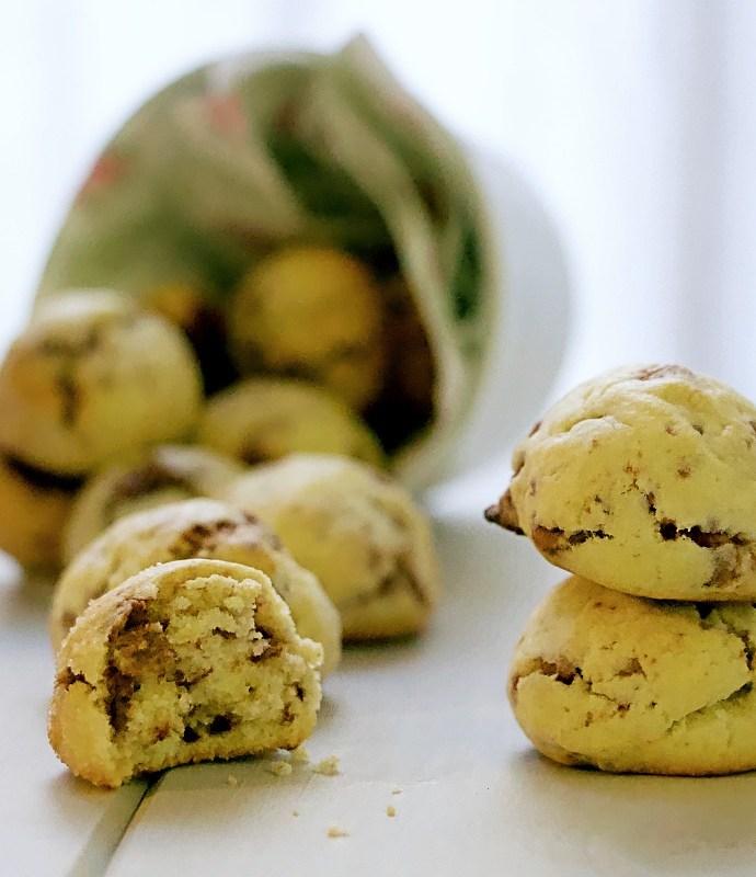 Biscotti al torrone ricetta riciclo
