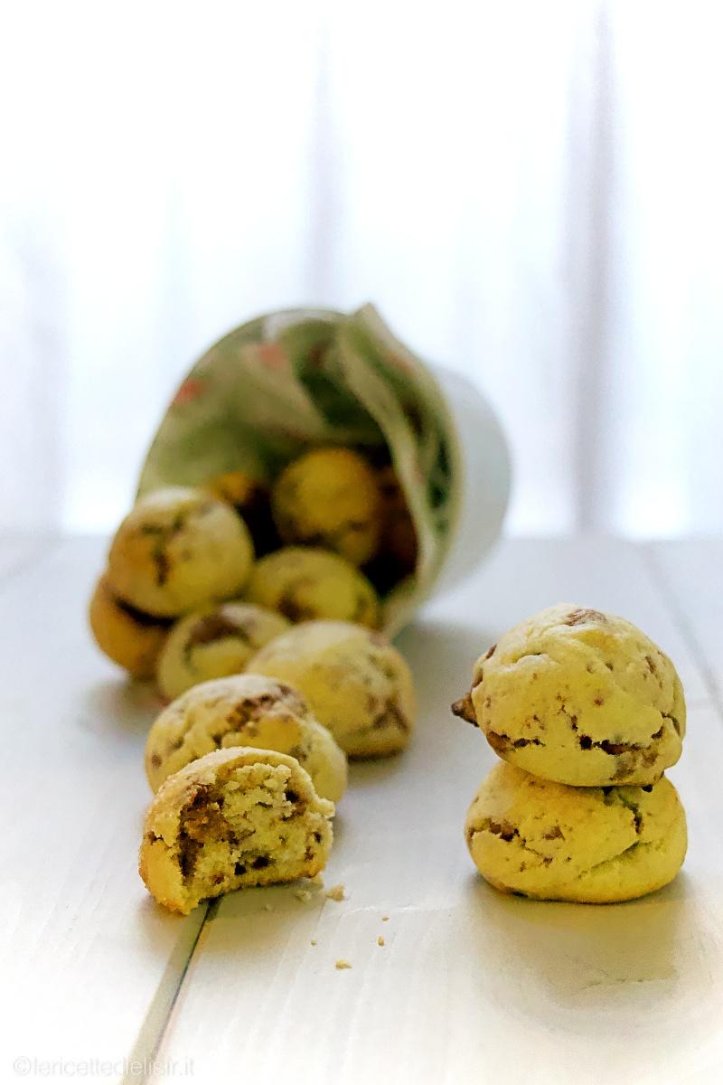 biscotti torrone - Biscotti al torrone ricetta riciclo
