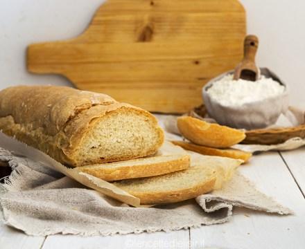 Pane tipo Terni fatto in casa