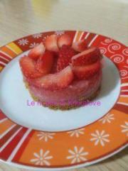 cheesecake alle fragole senza nichel