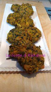 medaglioni di verdure senza nichel
