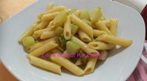 Sedani con zucchina spinosa