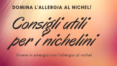 consigli utili per i nichelini
