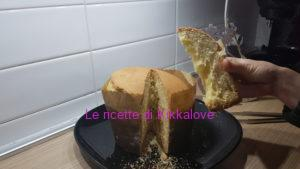 pandoro senza burro e nichel