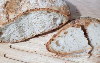 pane casereccio con licoli