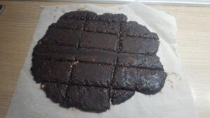 torroncini al cioccolato vegan senza glutine