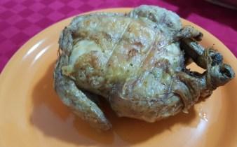pollo allo spiedo senza spiedo