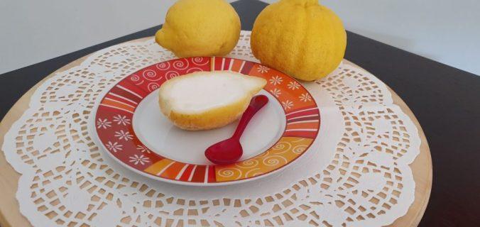 sorbetto la limone