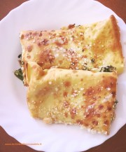 crepesricottaespinaci Crepes ricotta e spinaci