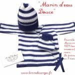 Brassière en laine #8